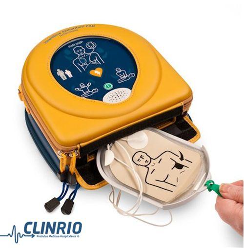Desfibrilador Externo Automático - Samaritan Pad – HeartSine