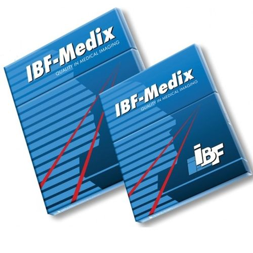 Filme Raios X - 20,3x25,4 - Base Verde c/ 100 folhas – IBF