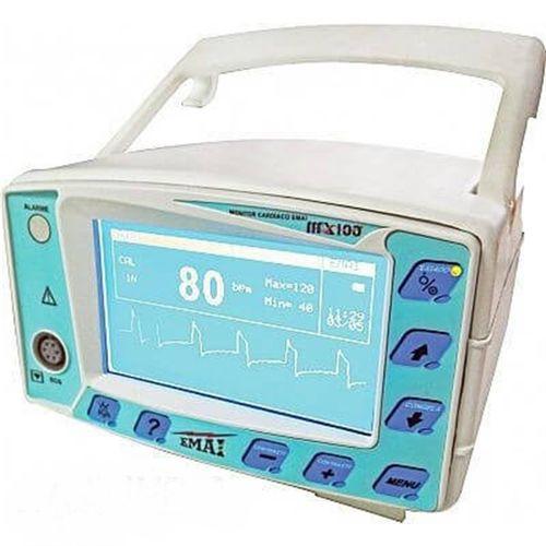 Monitor Cardíaco MX-100 - Emai