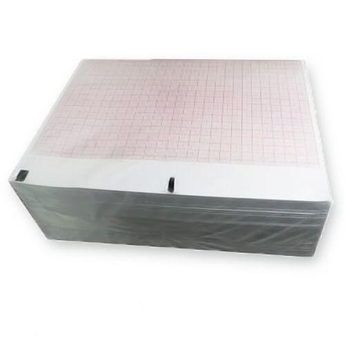 Papel para ECG compatível com Dixtal EP-3 / 1.000 folhas