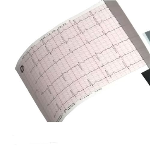 Papel para ECG - Mortara Eli 230 - 210x22m