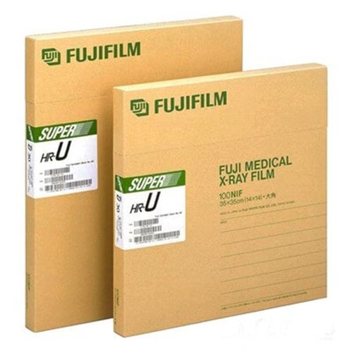 Filme Para Raios x -  35x43cm - Fujifilm