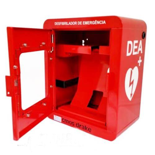 Cabine para Desfibrilador Externo DEA - CMOS Drake