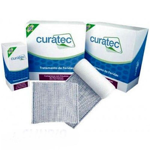 Curatec hidrocolóide Plus  Extrafino Caixa (10x10cm)