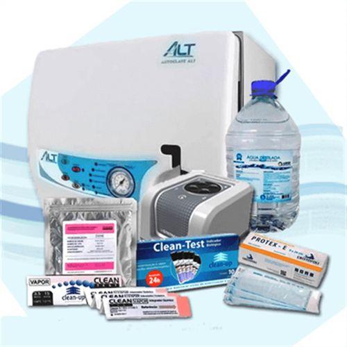 Kit Autoclave Analógica 12 litros - ALT