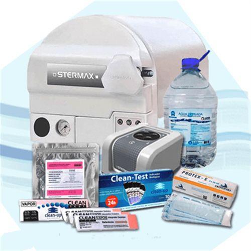 Kit Autoclave ECO Analógica - 12 litros - Stermax