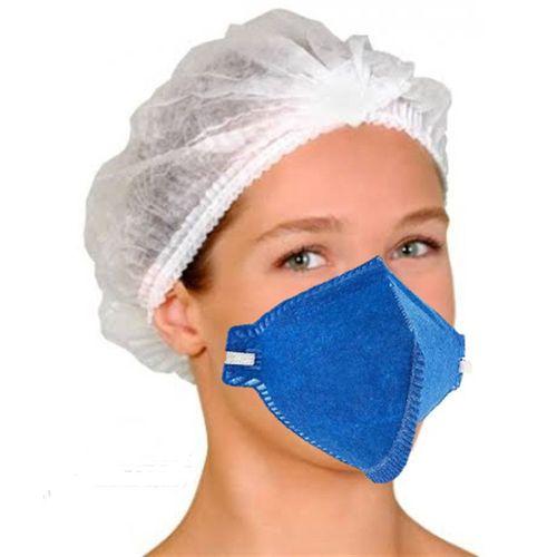Máscara Respirador PFF2 s/ Válvula