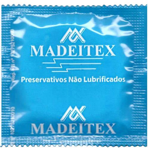 Preservativo Não Lubrificado – Madeitex