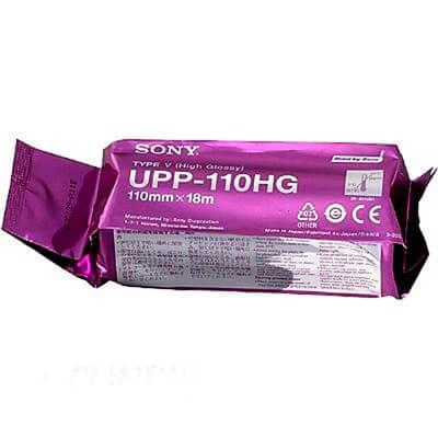 Filme para Ultrassom UPP 110 HG (rolo) – SONY