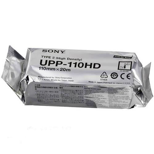 Filme para ultrassom UPP 110 HD (rolo) – SONY