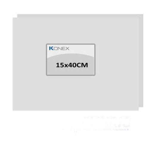 Ecran Tela Intensificadora 15x40cm – Konex