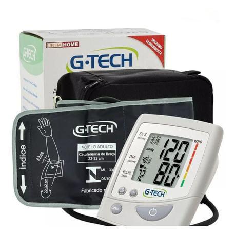 Aparelho de Pressão Digital Automático de Braço LA250 - G-Tech