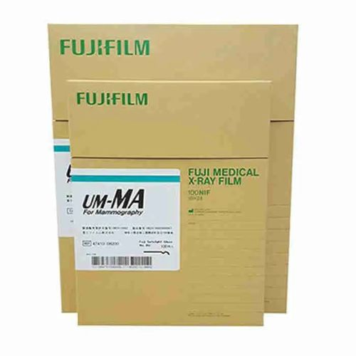 Filme para Mamografia UM-MA (18x24) - Fujifilm