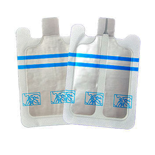 Placa Eletrocirúrgica Universal Descartável Pediátrica - 50 un – Bluepad