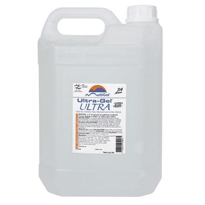 Gel para Ultrassom Galão 5kg - Multigel