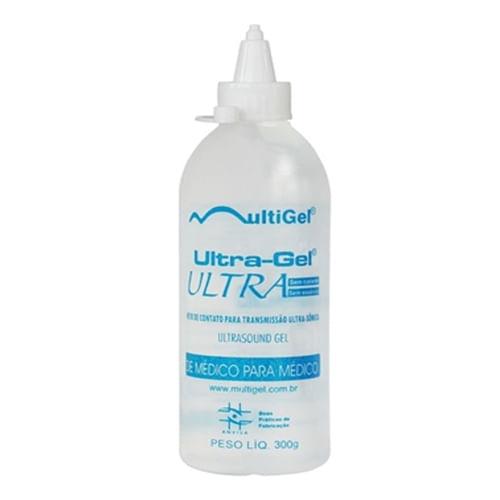 Gel para Ultrassom Frasco 300g - Multigel