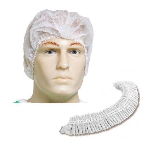 Touca Descartável - pct 100 unidades- MS Clean