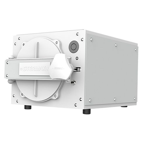 Autoclave Box Analógica Work 12 Litros - Stermax