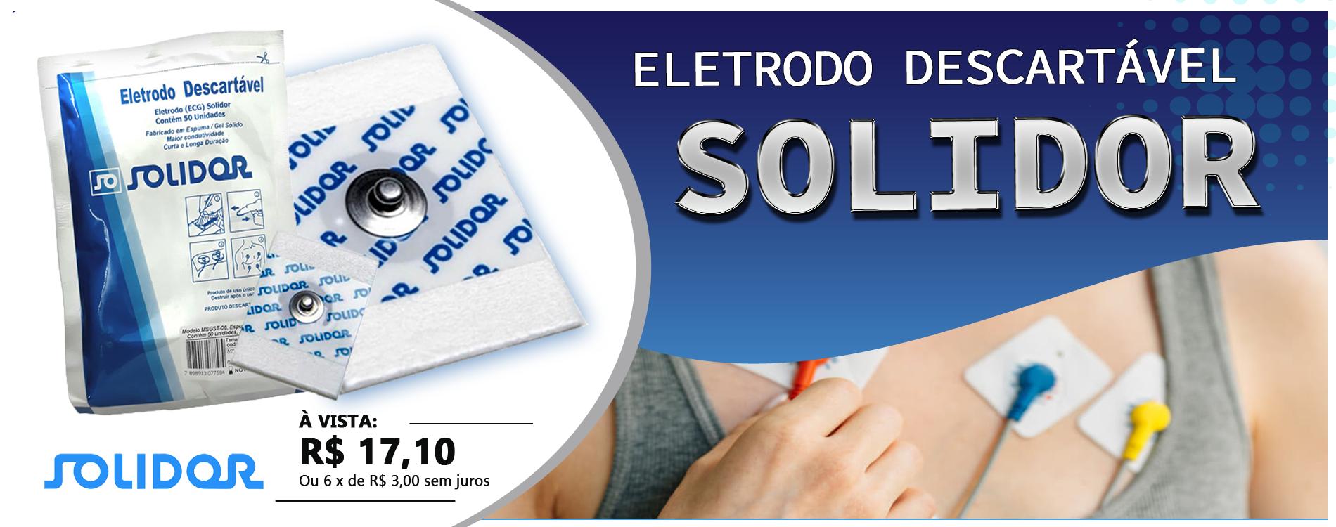 Eletrodo Solidor