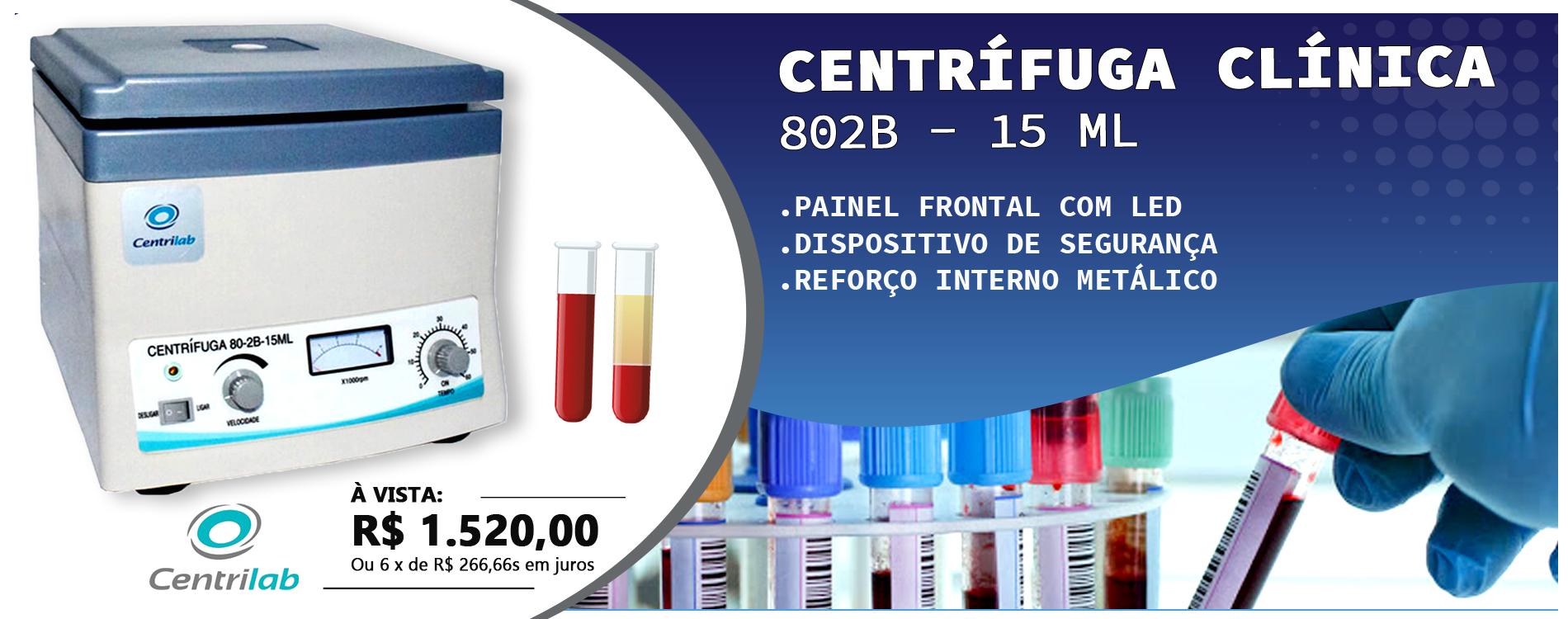 centrifuga Clinica